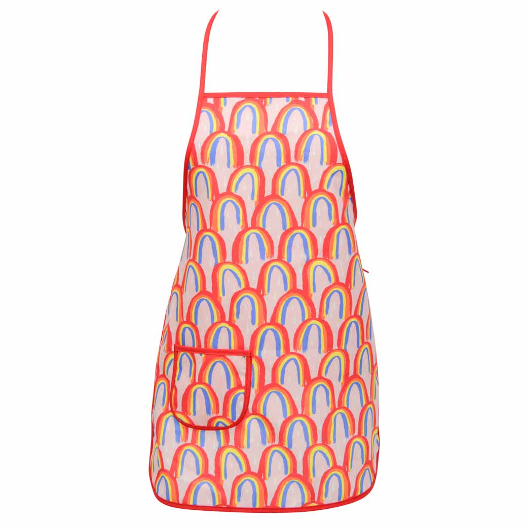 Australian Made Gifts for Children Rainbow Kids Apron