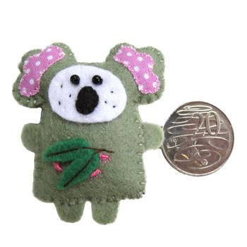 Australian Made Gifts & Souvenirs with the Koala Magnet -by Razzle Dazzle. For the best Australian online shopping for a Fun - 3