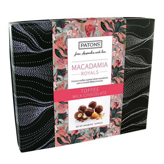 Macadamia Royals Milk Gift Box