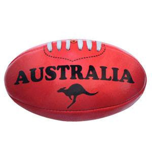 Australian Made Gifts & Souvenirs with the Australian Football Magnet -by Visit Merchandise. For the best Australian online shopping for a Magnets - 1