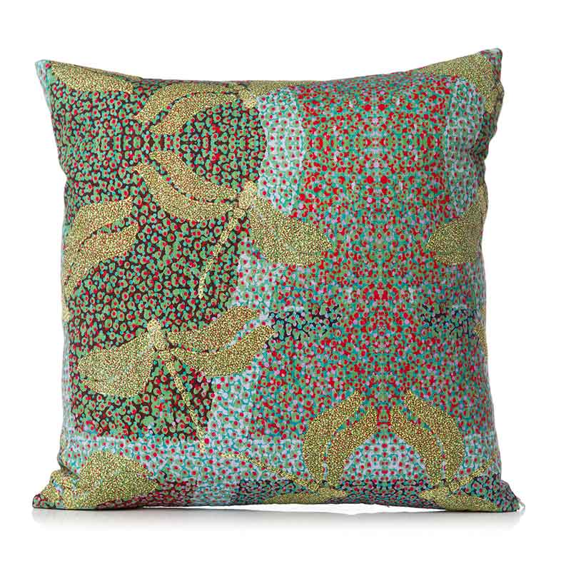 Australian Made Sunrise Dragon Fly Cushion Cover