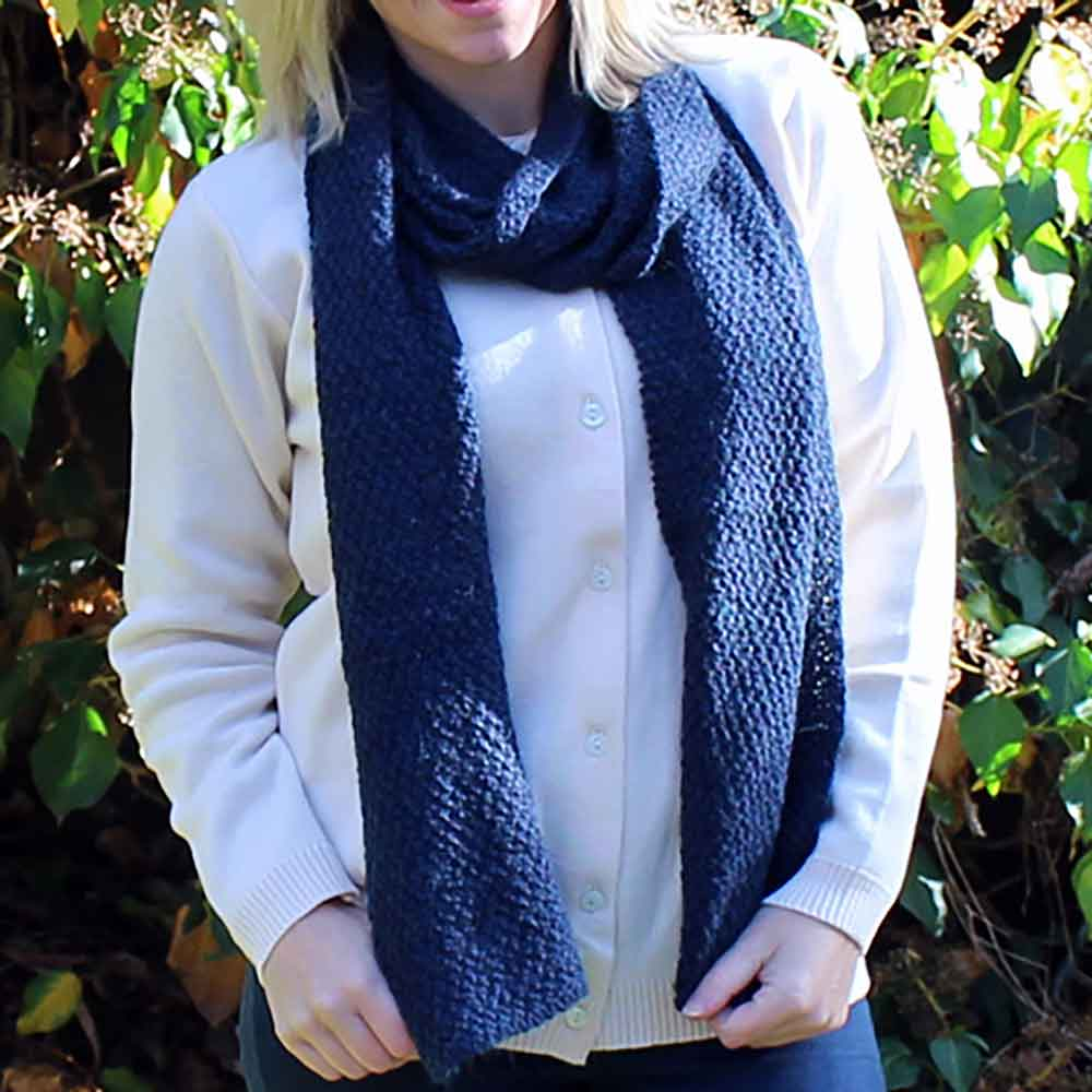 Australian Made Alpaca & Merino Scarves for Winter