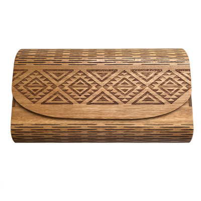 Unique Gifts for Women Australian Timber Clutch