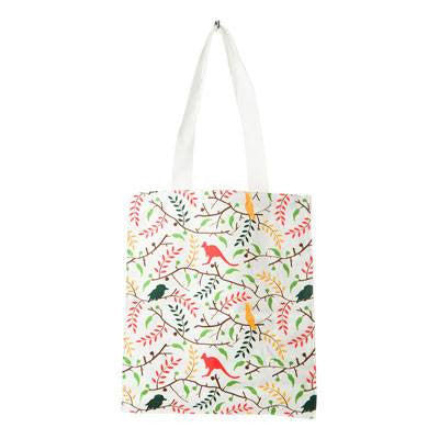 Australian Made Gifts & Souvenirs with the Aussie Bush Canvas Bag -by Alperstein Designs. For the best Australian online shopping for a Apron - 1