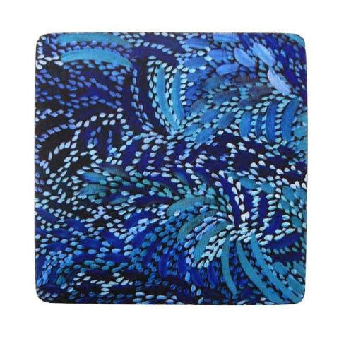 Australian Made Gifts & Souvenirs with the Aboriginal Art Coaster -by Utopia. For the best Australian online shopping for a Aboriginal Designs