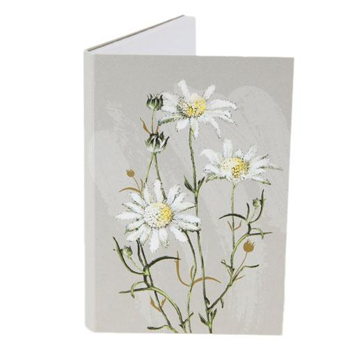 Flannel Flower Notepad