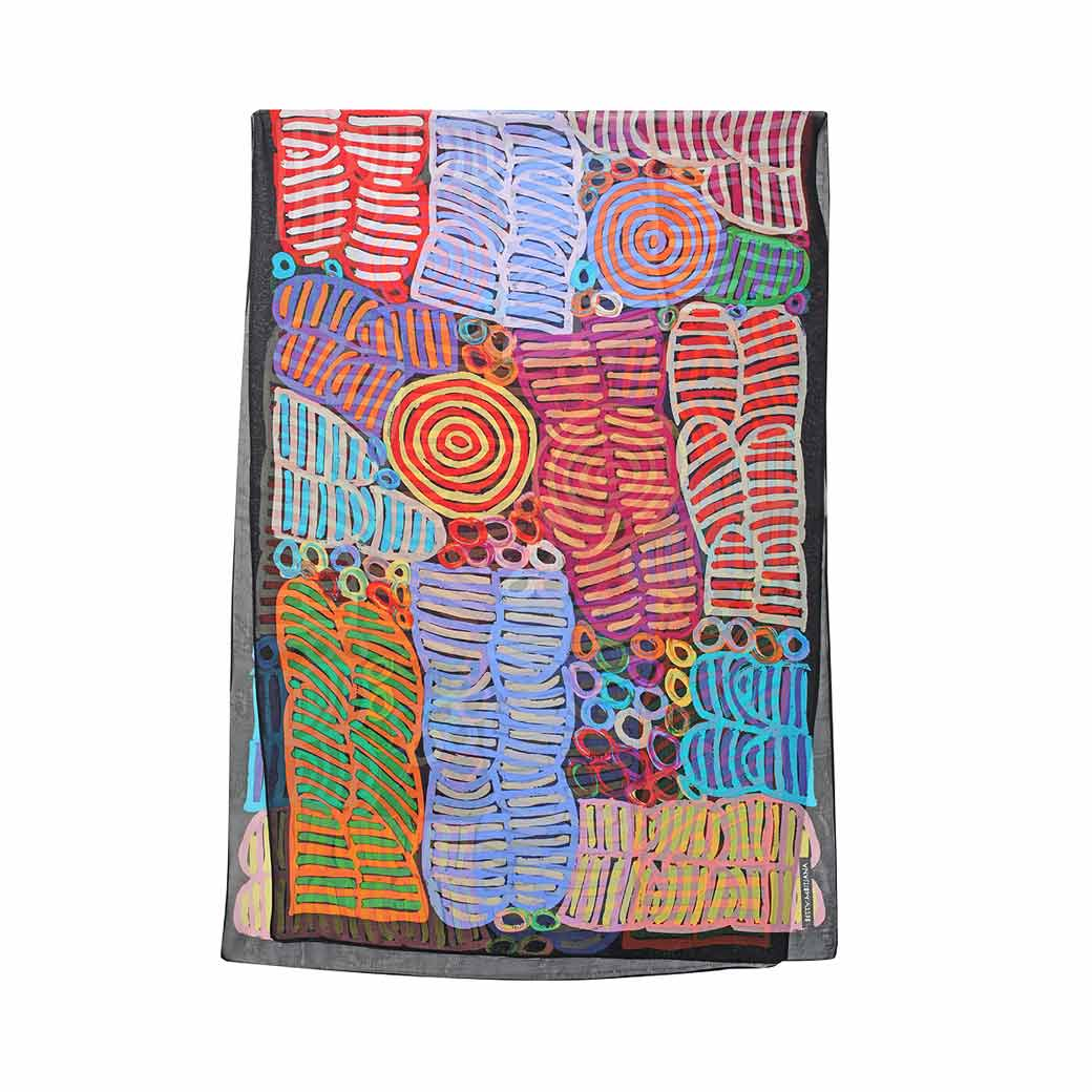 Australian silk scarves for women Sydney - shop in Balmain