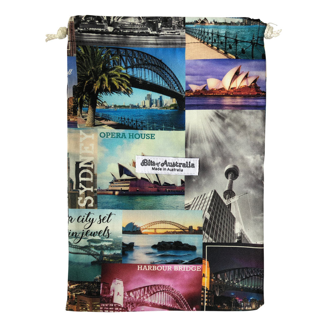 Sydney Souvenir Small Gifts Bags Made in Australia