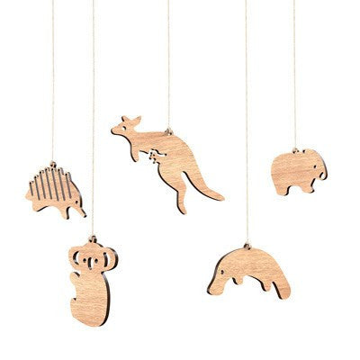 Australian Made Gifts & Souvenirs with the Australian Animal Decorations -by Byrne Woodware. For the best Australian online shopping for a Homewares - 2