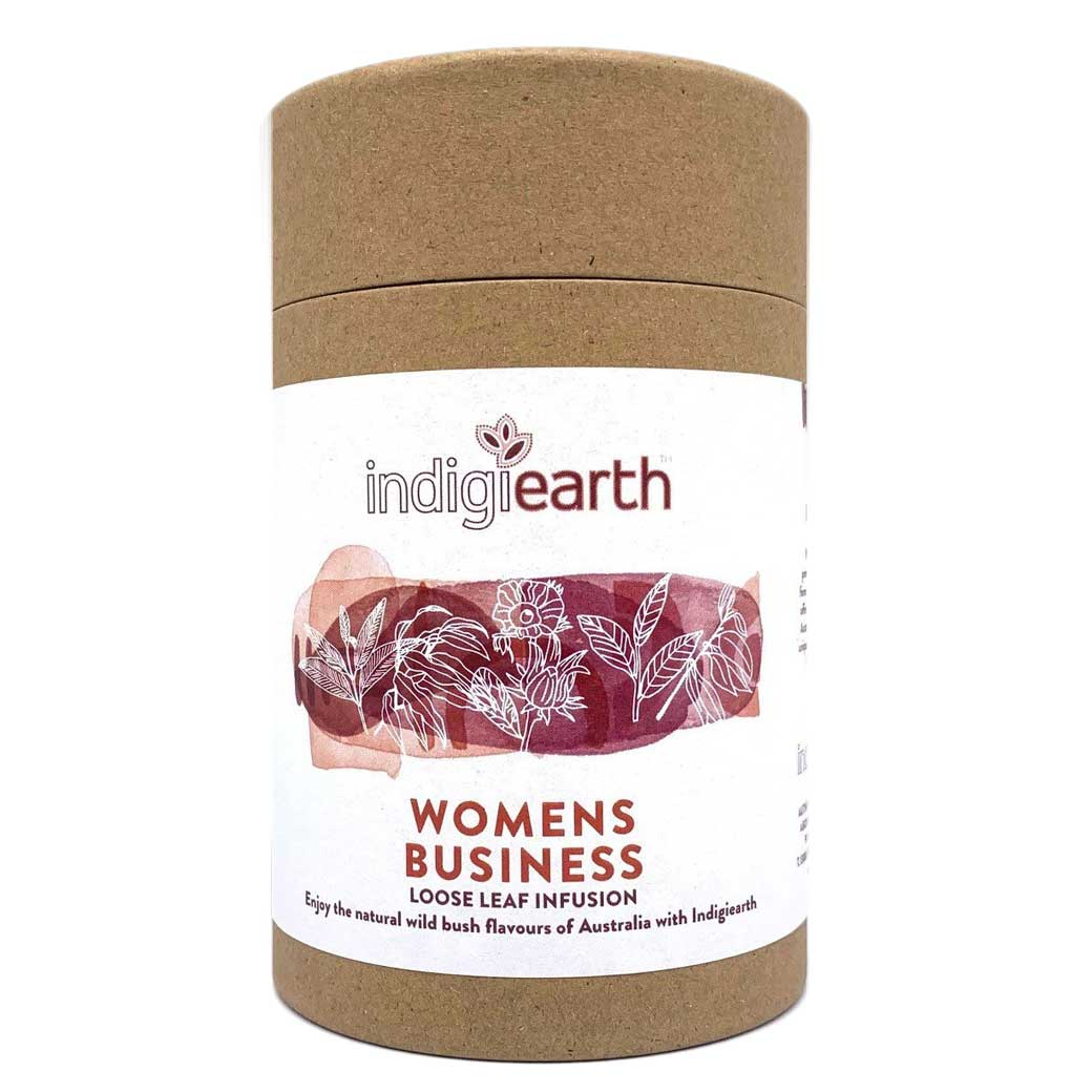 Australian Indigenous Bush Tucker Womens Business Tea Indigiearth