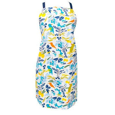 Australian Made Gifts & Souvenirs with the All Over Bushland Print Apron -by Annabel Trends. For the best Australian online shopping for a Apron - 1