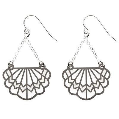 Florence Stainless Steel Earrings