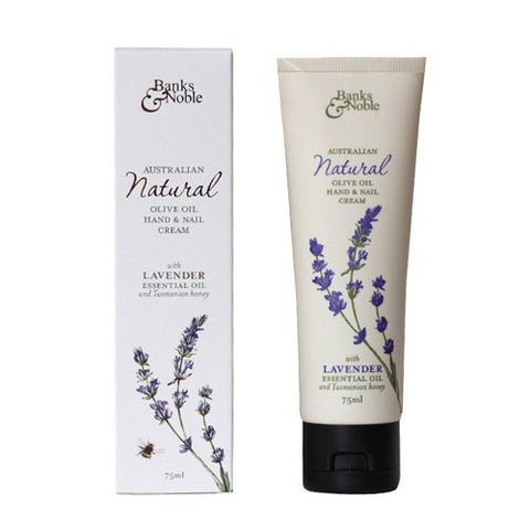 Lavender and Olive Oil Hand Cream