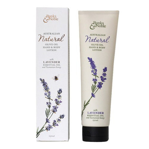 Lavender and Olive Oil Hand & Body Lotion