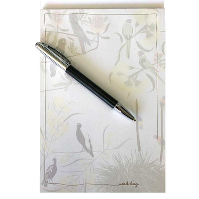 Australian souvenir notepads and pens for unique gifts