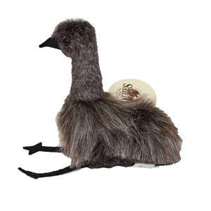 Australian Made Gifts & Souvenirs with the Eric Emu -by Jozzies. For the best Australian online shopping for a Soft Toys - 1