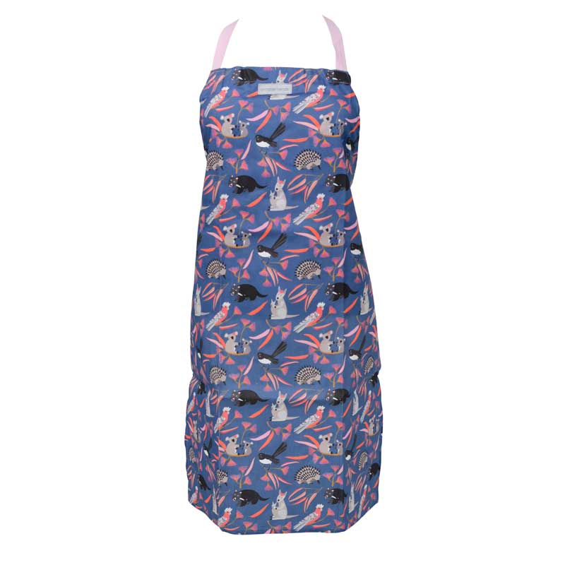 Aussie Animal Print Apron
