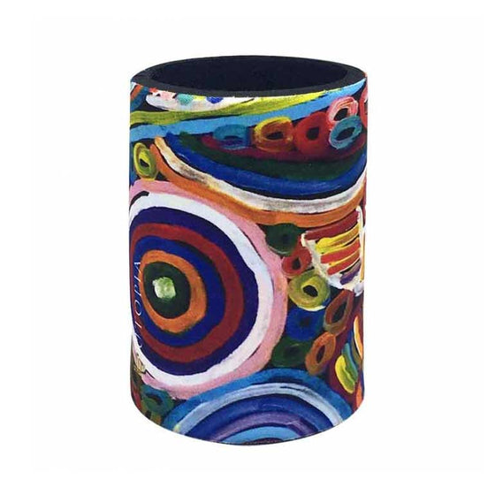Aboriginal Art Can Cooler