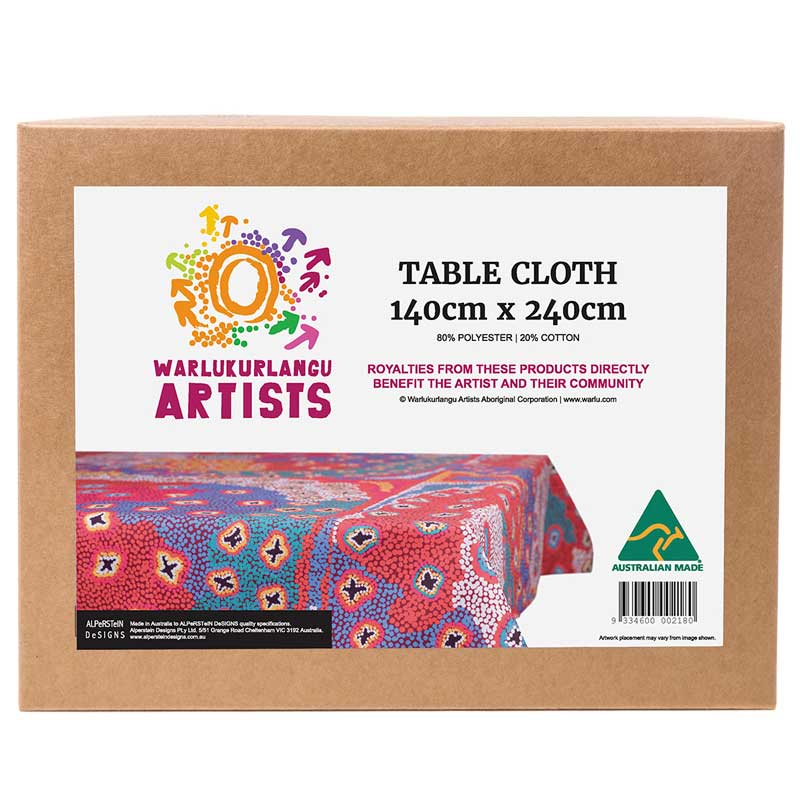Australian made table cloth best souvenirs online