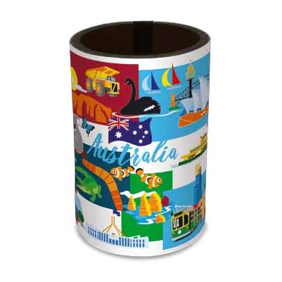 Australian Icons Can Cooler