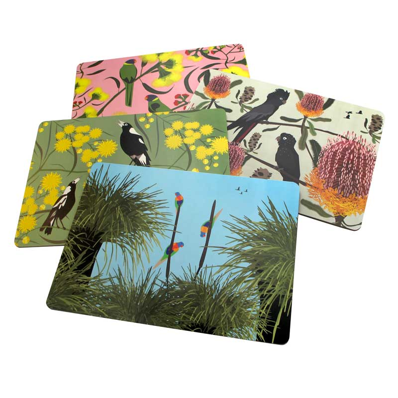 Australian Made Coasters & Placemats For Unique Gifts