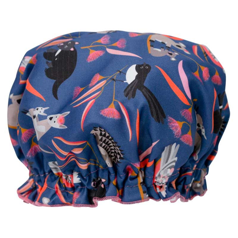 Australiana Gifts for Women - Shower Cap