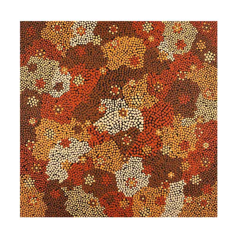 Original Australian Aboriginal Dot Paintings from Warlukurlangu Buy Online