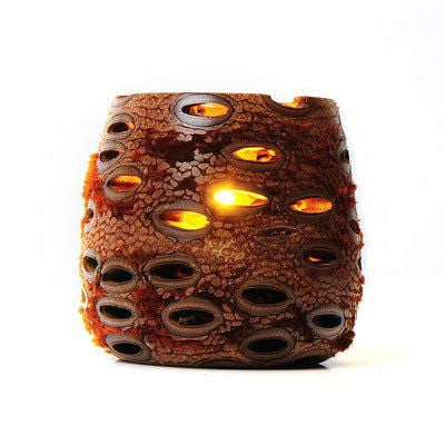 Australian Made Gifts & Souvenirs with the Banksia Tea Light Holders -by Banksia Gifts. For the best Australian online shopping for a Homewares - 2