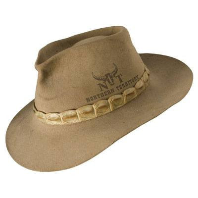 Australian Made Gifts & Souvenirs with the Big Hat Magnet -by Visit Merchandise. For the best Australian online shopping for a Magnets