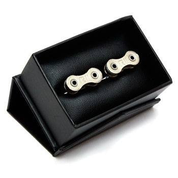 Campagnalo Cufflinks Gifts For Bicycle Enthusiasts Bits
