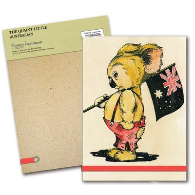 Blinky Bill A6 Notepad