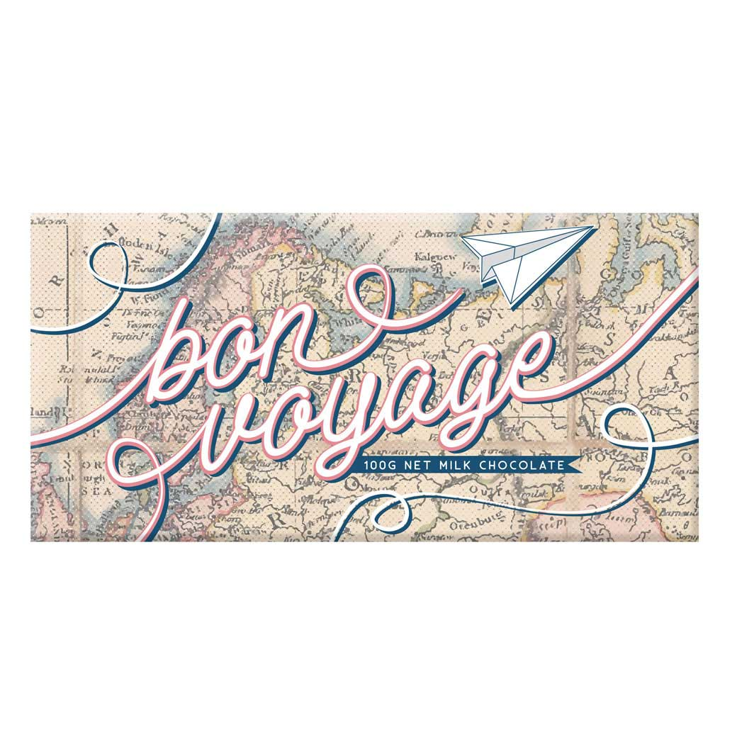 Australian Bon Voyage Gifts - Made in Australia Chocolate