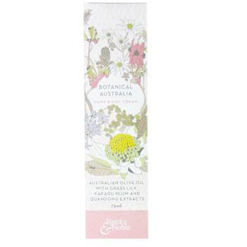 Australian Made Gifts & Souvenirs with the Botanical Australia Hand Cream -by The Linen Press. For the best Australian online shopping for a Skin Care - 1