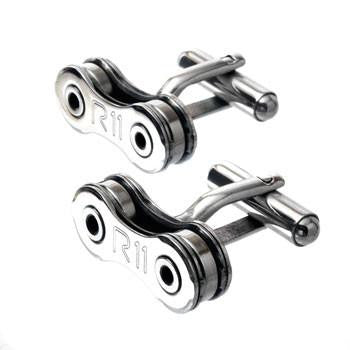 Australian Made Gifts & Souvenirs with the Campagnolo R11 Cufflinks -by Tread & Pedals. For the best Australian online shopping for a Cufflinks - 1