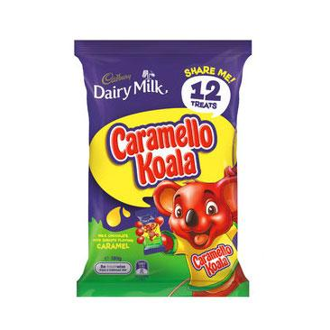 Caramello Koala Share Bag