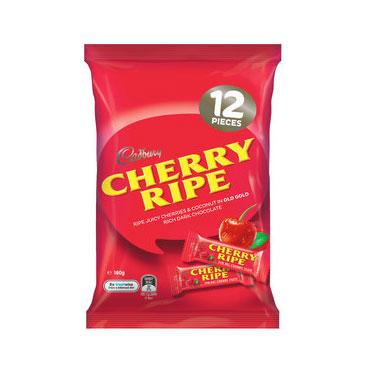 Cherry Ripe Treat Bag