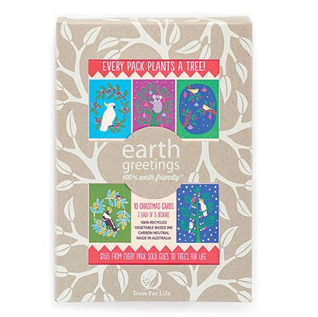 Boxed Christmas Card Pack