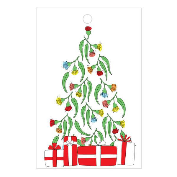 Australian Made Gifts & Souvenirs with the 10 Aussie Christmas Tree Gift Tags -by Bits of Australia. For the best Australian online shopping for a Greeting Cards - 1