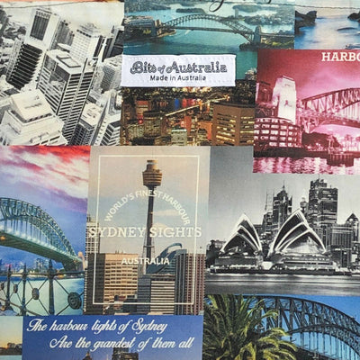 Sydney Reusable Shopping Bag