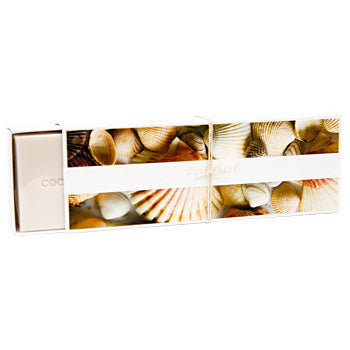 Australian Made Gifts & Souvenirs with the Coconut Slide Box of 3 Soaps -by Essense. For the best Australian online shopping for a Accessories