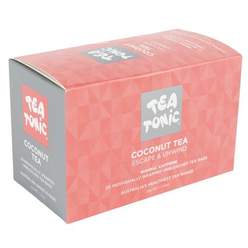 Coconut Tea Bags Gift Pack