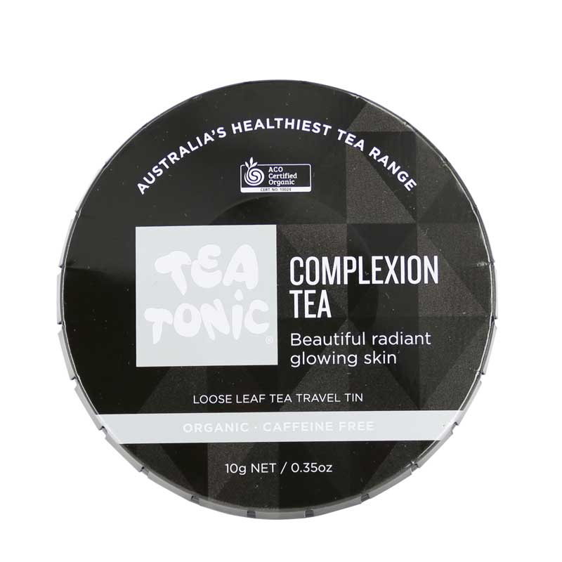 Complexion Tea Travel Tin