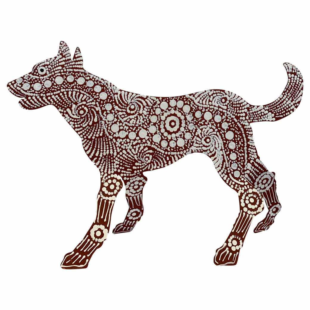 Corporate Aboriginal Gifts Warlukurlangu Desert Dogs