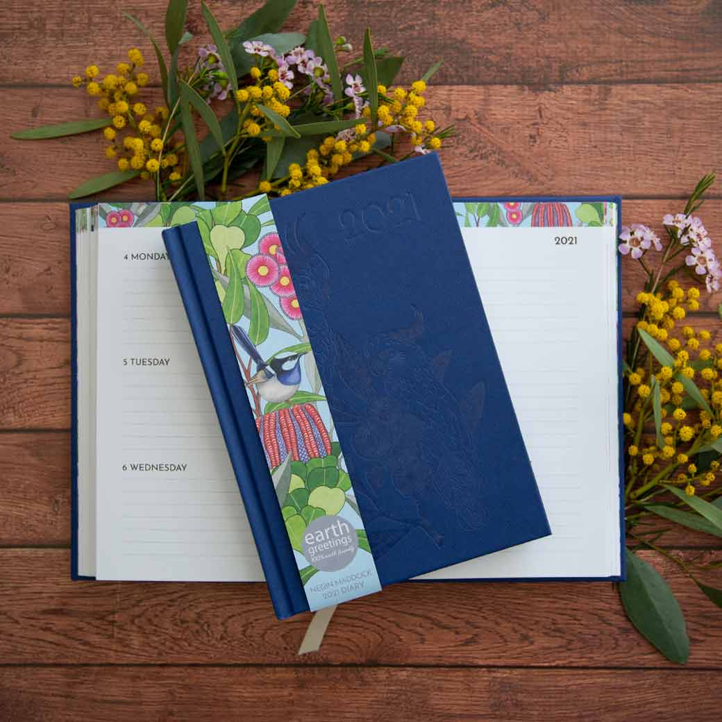 Corporate-Gifts-Australia-2021-Diary-Australian-made