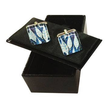 Australian Made Gifts & Souvenirs with the Bush Tucker Cufflinks -by Simone Dennis. For the best Australian online shopping for a Jewellery - 3