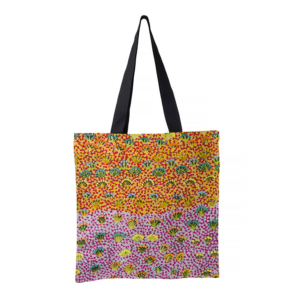Mothers Day Gift Ideas Australia - Aboriginal Design Cotton Shopping Bags