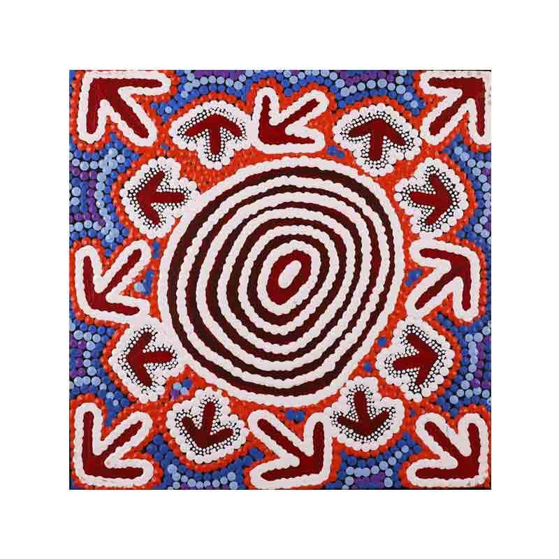 Aboriginal art for sale online & Bits of Australia showroom Sydney