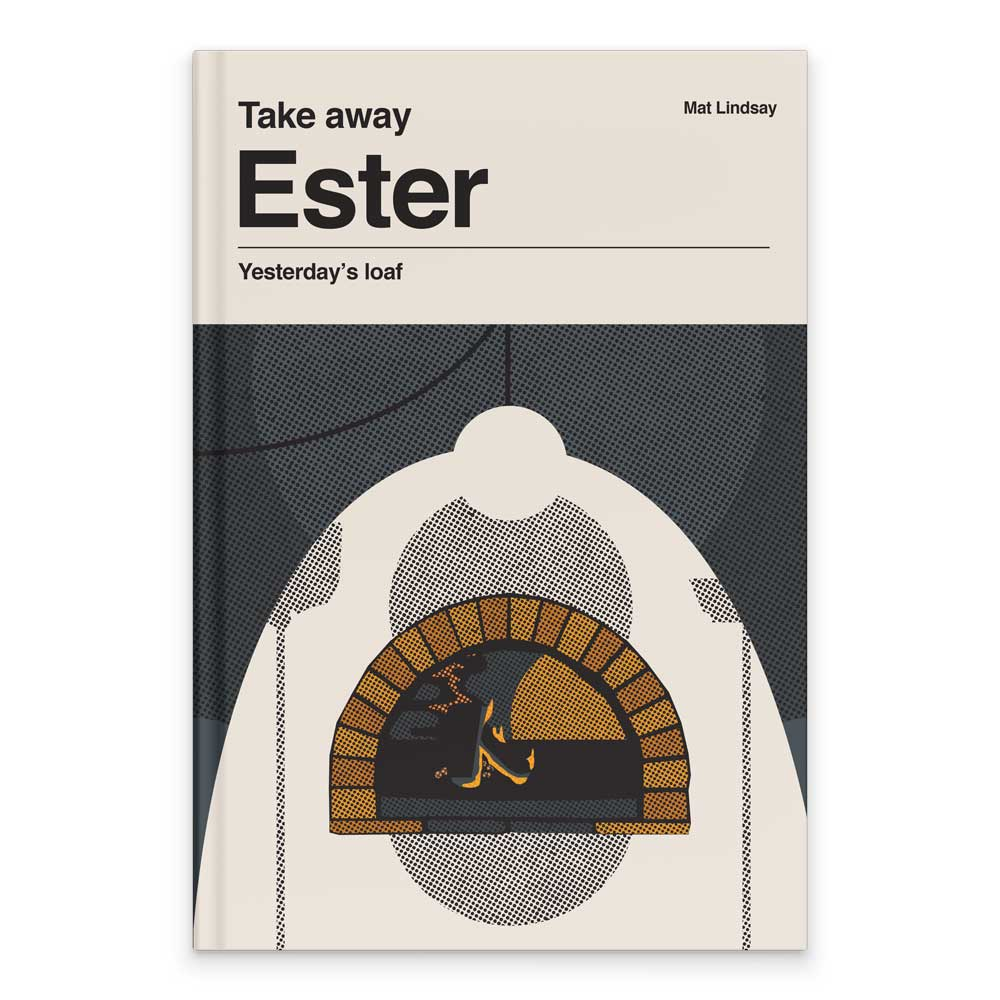 Somekind Press Ester Mat Lindsay Book