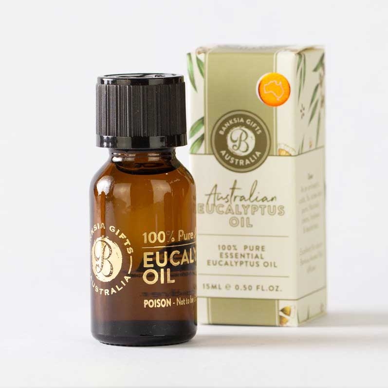 Buy Eucalyptus Oil Online at Bits of Australia