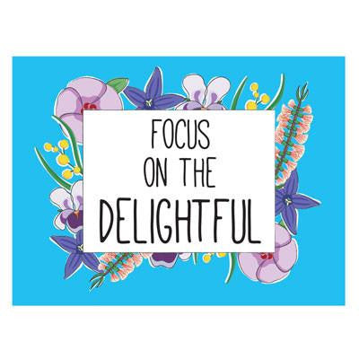 Focus on the Delightful Magnet